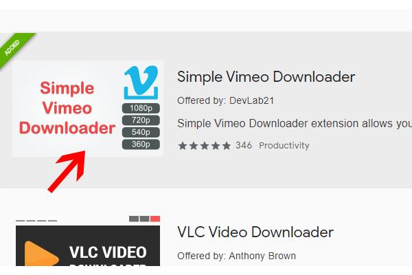 Vimeo Downloader