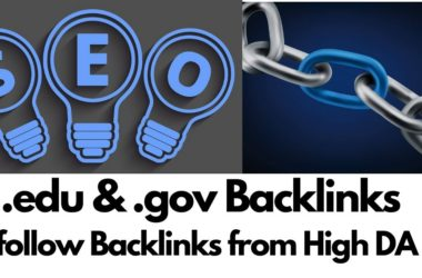 How to Create .Edu & .Gov Backlink