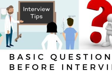 Which Basic Questions Should Be Prepared Before The Interview