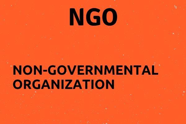 Full name of NGO