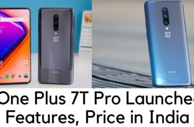 One Plus 7T Pro Launched