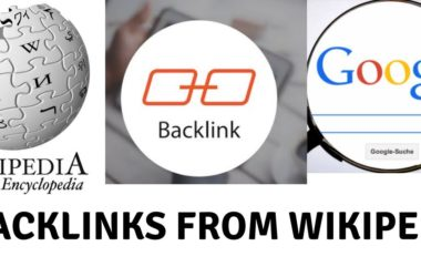 High quality backlinks from wikipedia