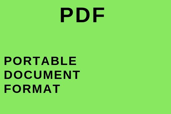 Full name of PDF
