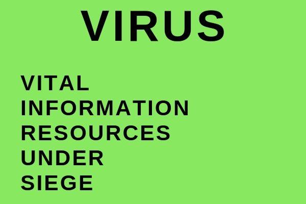 Full name of VIRUS