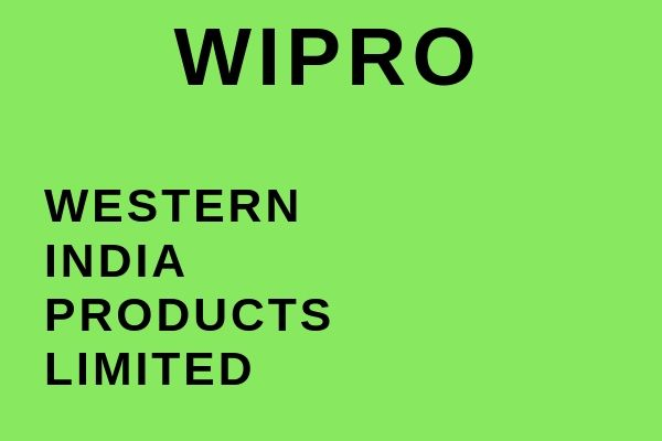 Full name of WIPRO