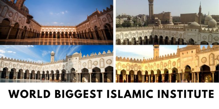 Biggest Islamic Institute of the world