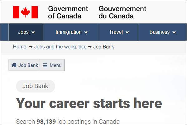 How to get a Government Job in Canada from India