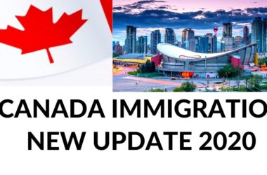 Canada Immigration New Update 2020