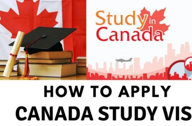 Canada Study Visa 2019