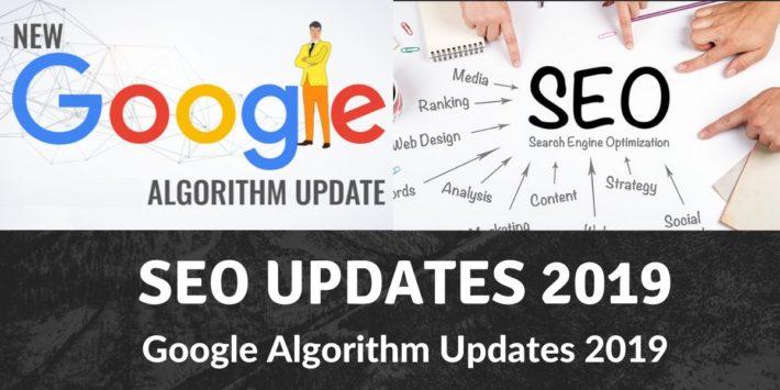 Google algorithm update SEO