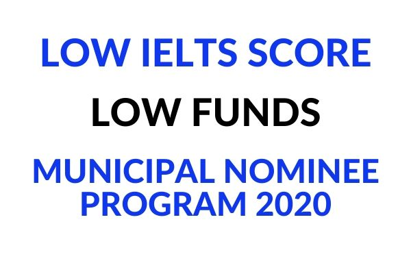 Municipal Nominee Program
