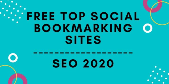 social bookmarking sites 2020