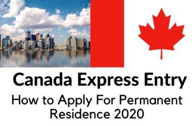 Canada Express Entry