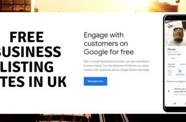 free business listing UK