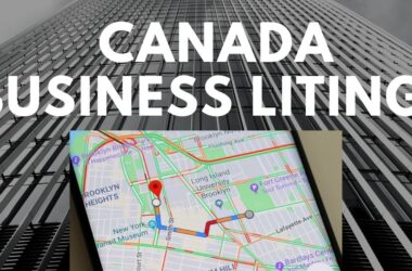 Canada business listing