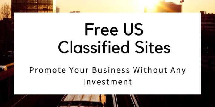 free classified sites USA