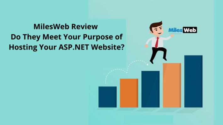 Milesweb hosting review