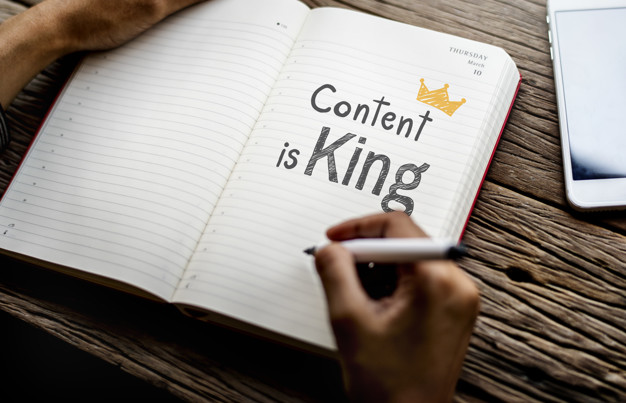 content marketing strategy 2021