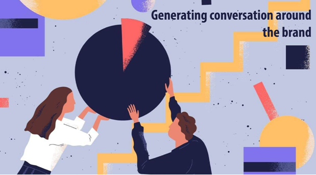 generate conversion with brands