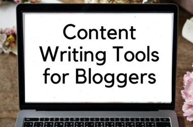 Content writing tools for bloggers